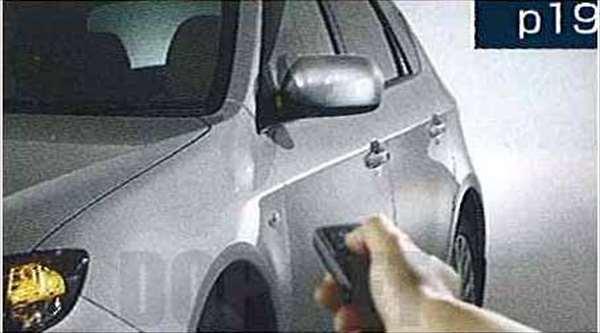 『WRX STI』 純正 GVB GVF GRB GRF ドアミラーオートシステム パーツ スバル純正部品 オートリトラクタブルミラー ドアミラー自動格納 駐車連動 オプション アクセサリー 用品