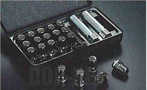 『WRX STI』 純正 GVB GVF GRB GRF セキュリティホイールナットセット 1台分20個 パーツ スバル純正部品 オプション アクセサリー 用品