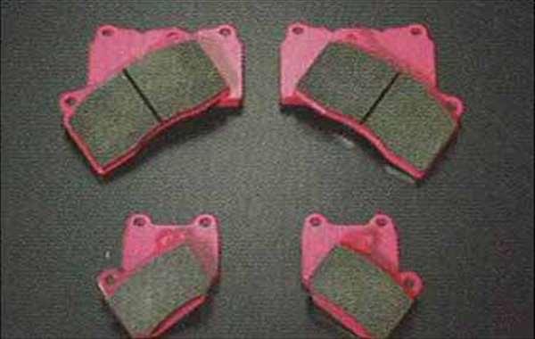 『WRX STI』 純正 GVB GVF GRB GRF ブレーキパッドセット リヤ用1台分 ストリート用 パーツ スバル純正部品 オプション アクセサリー 用品