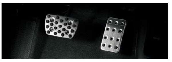 『ジェイド』 純正 FR5 FR4 スポーツペダル(ステンレス製) パーツ ホンダ純正部品 オプション アクセサリー 用品