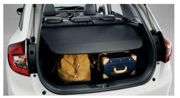 『ジェイド』 純正 FR5 FR4 ラゲッジカバー 2列目仕様車用(合皮製) パーツ ホンダ純正部品 カーゴカバー ラゲージカバー オプション アクセサリー 用品