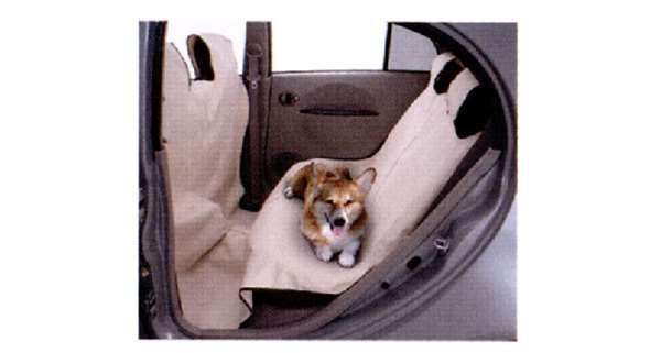 『アイ』 純正 HA1W ペットシートカバー(後席用) パーツ 三菱純正部品 座席カバー 汚れ シート保護 オプション アクセサリー 用品
