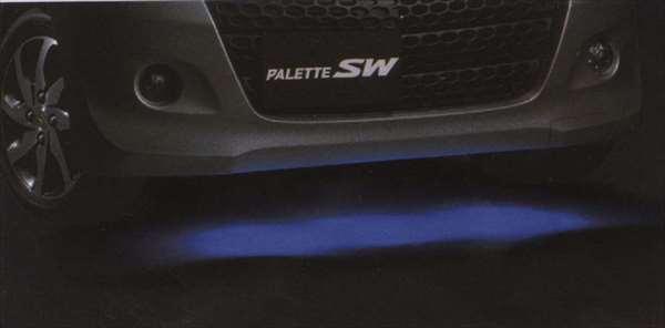 『パレット』 純正 MK21S グランドイルミネーション パーツ スズキ純正部品 palette オプション アクセサリー 用品