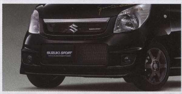 『パレット』 純正 MK21S フロントバンパーグリル パーツ スズキ純正部品 palette オプション アクセサリー 用品