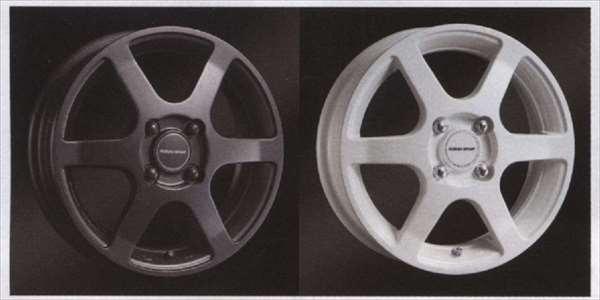 『パレット』 純正 MK21S アルミホイール(14インチ) 1本からの販売 パーツ スズキ純正部品 palette オプション アクセサリー 用品