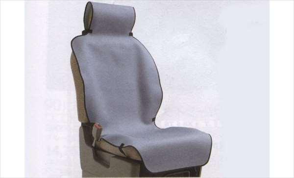 『パレット』 純正 MK21S 防水シートカバー 運転席用 パーツ スズキ純正部品 座席カバー 汚れ シート保護 palette オプション アクセサリー 用品