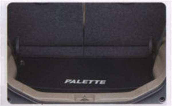 『パレット』 純正 MK21S ラゲッジマット(ソフトトレー) パーツ スズキ純正部品 ラゲージマット 荷室マット 滑り止め palette オプション アクセサリー 用品