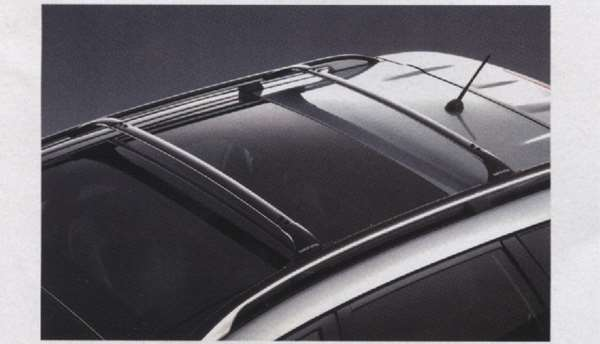 『ムラーノ』 純正 PNZ51 TNZ51 TZ51 クロスバー TJK30 パーツ 日産純正部品 murano オプション アクセサリー 用品