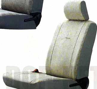 『ムーヴ』 純正 L175S 撥水加工シートカバー(クローバー) パーツ ダイハツ純正部品 座席カバー 汚れ シート保護 move オプション アクセサリー 用品