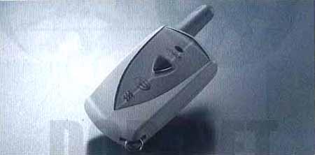 『ムーヴ』 純正 L175S セキュリティーアラームアンサーバック パーツ ダイハツ純正部品 move オプション アクセサリー 用品