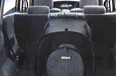 『ムーヴ』 純正 L175S ドッグテント(SS) パーツ ダイハツ純正部品 ペット 犬 ハウス move オプション アクセサリー 用品
