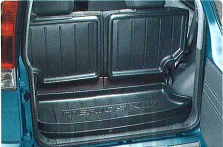 『テリオス』 純正 J131 ラゲージトレイマット パーツ ダイハツ純正部品 ラゲッジトレイ 荷室トレイ トランクトレイ terios オプション アクセサリー 用品