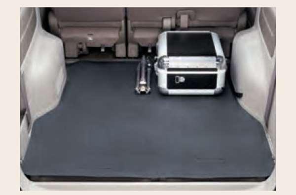 『ステップワゴン』 純正 RP5 RP3 RP4 RP1 RP2 ラゲッジマット(ブラック/1枚) パーツ ホンダ純正部品 ラゲージマット 荷室マット 滑り止め オプション アクセサリー 用品