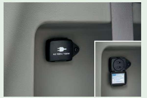 『ステップワゴン』 純正 RP5 RP3 RP4 RP1 RP2 ACコンセント(100V/100W) パーツ ホンダ純正部品 AC100V コンセント 電源 オプション アクセサリー 用品