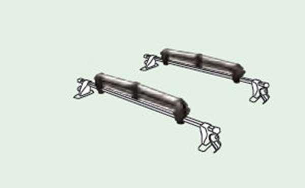 『ステップワゴン』 純正 RP5 RP3 RP4 RP1 RP2 スキー/スノーボードアタッチメント ガルウイングタイプ(ロック付) パーツ ホンダ純正部品 キャリア別売りキャリア別売り オプション アクセサリー 用品