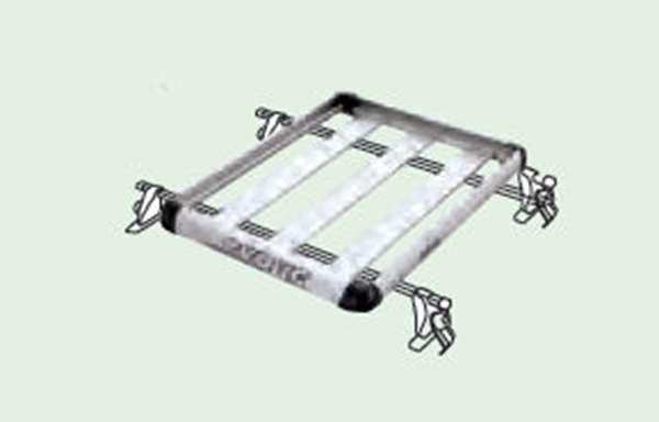 『ステップワゴン』 純正 RP5 RP3 RP4 RP1 RP2 ルーフアルミラック(シルバー) パーツ ホンダ純正部品 オプション アクセサリー 用品