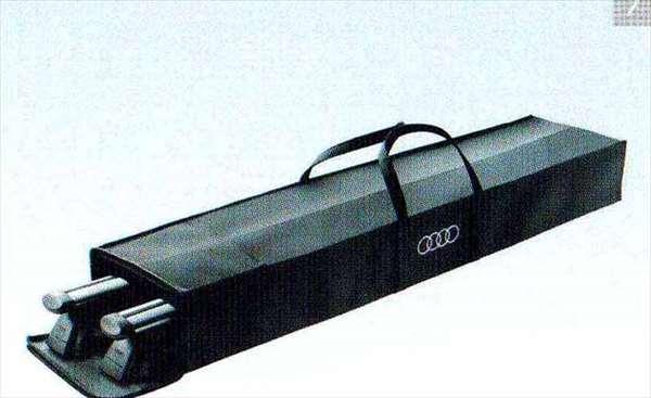 A7 パーツ ルーフバーケース アウディ純正部品 4GCGWC オプション アクセサリー 用品 純正
