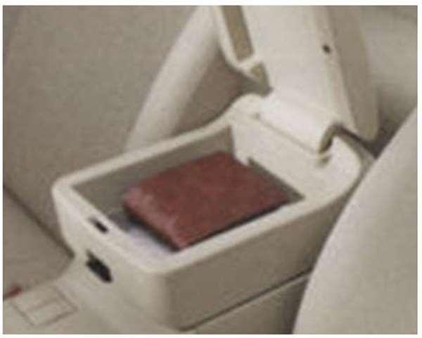『インプレッサ』 純正 GH2 GH3 GH6 GH7 GH8 デュアルコンソール(アイボリー) パーツ スバル純正部品 impreza オプション アクセサリー 用品
