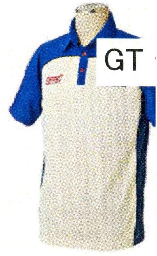 STI グツズ スバル GT チームポロシャツ [S]