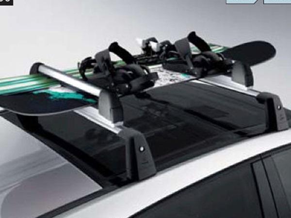 『E-class』 純正 RBA DBA LDA DLA CAA スキー&スノーボードホルダー Mサイズ パーツ ベンツ純正部品 キャリア別売りキャリア別売り オプション アクセサリー 用品
