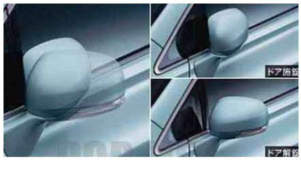 『マークXジオ』 純正 GGA10 ANA10 オートリトラクタブルミラー パーツ トヨタ純正部品 markxgio オプション アクセサリー 用品