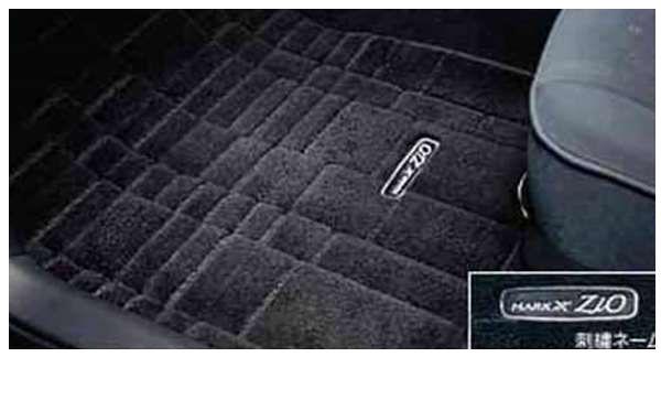 『マークXジオ』 純正 GGA10 ANA10 フロアマット ラグジュアリータイプ パーツ トヨタ純正部品 フロアカーペット カーマット カーペットマット markxgio オプション アクセサリー 用品