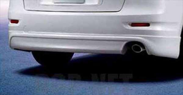 『マークXジオ』 純正 GGA10 ANA10 リヤバンパースポイラー ※廃止カラーは弊社で塗装 パーツ トヨタ純正部品 リアスポイラー リヤスポイラー エアロパーツ markxgio オプション アクセサリー 用品
