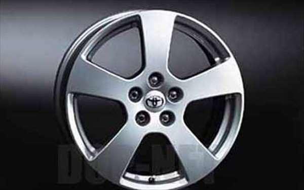 『ヴァンガード』 純正 GSA33 アルミホイールスタンダード 17インチ 1本からの販売 パーツ トヨタ純正部品 vanguard オプション アクセサリー 用品