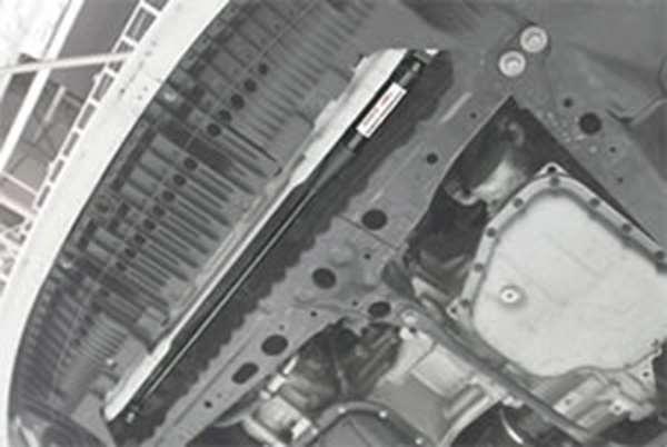 TRD パフォーマンスダンパー [ MS303-12003] オーリス ZRE186H NZE181H NZE184H 適合 1.8L車 (必要個数 1個)