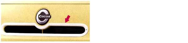 『ミラココア』 純正 L675S L685S フロントアッパーグリル パーツ ダイハツ純正部品 miracocoa オプション アクセサリー 用品
