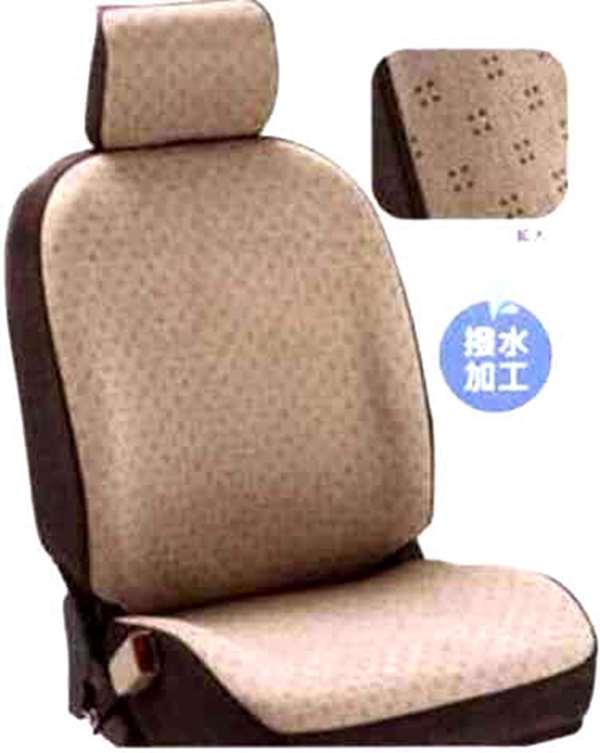 『アルト』 純正 HA25S シートカバー(ビスケット)※リヤ一体式シート パーツ スズキ純正部品 座席カバー 汚れ シート保護 alto オプション アクセサリー 用品