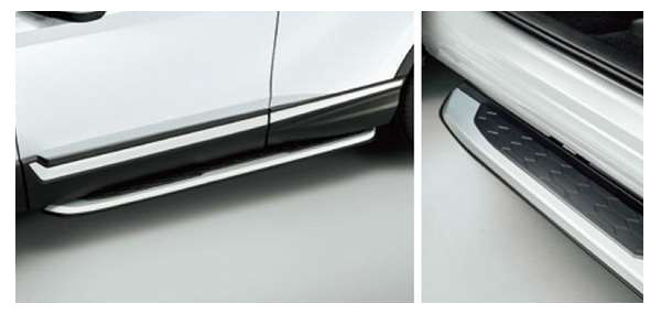 『CR-V』 純正 RT5 RT6 RW1 RW2 ランニングボード パーツ ホンダ純正部品 オプション アクセサリー 用品