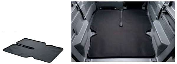 『N-VAN』 純正 JJ1 JJ2 ラゲッジマット 縁高防水タイプ パーツ ホンダ純正部品 ラゲージマット 荷室マット 滑り止め オプション アクセサリー 用品