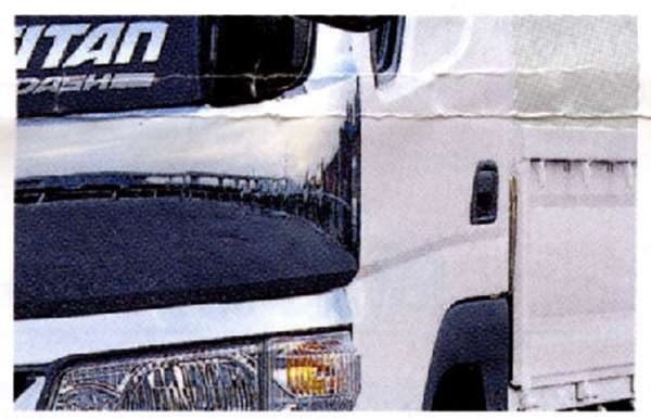 『タイタンダッシュ』 純正 SYE4T SYE6T コーナーパネル パーツ マツダ純正部品 Titan オプション アクセサリー 用品