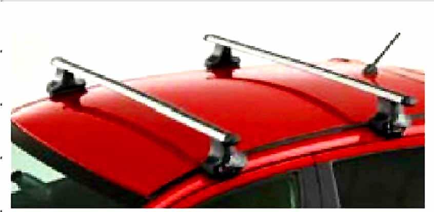 『ミラージュ』 純正 A03A ベースキャリア パーツ 三菱純正部品 MIRAGE オプション アクセサリー 用品