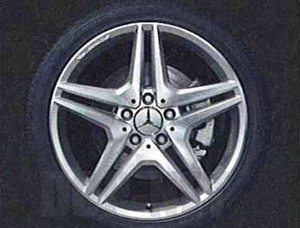 slk055 SLKクラス AMGスタイルのフロント用の7.5J×18 ET37 225 / 40 R18 ベンツ純正部品 SLKクラス パーツ r171 パーツ 純正 ベンツ ベンツ純正 ベンツ 部品 オプション 送料無料