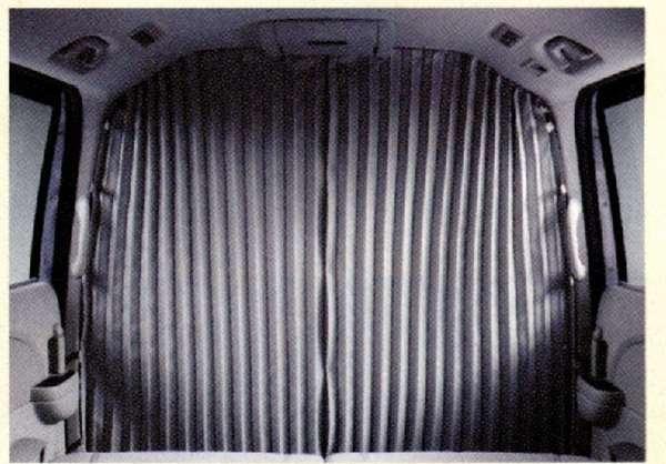 『ビアンテ』 純正 CCEFW CCEAW CC3FW セパレートカーテン(抗菌・防臭機能付) パーツ マツダ純正部品 BIANTE オプション アクセサリー 用品