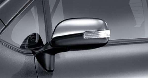 『オーリス』 純正 ZRE152H メッキドアミラーカバー パーツ トヨタ純正部品 サイドミラーカバー カスタム auris オプション アクセサリー 用品