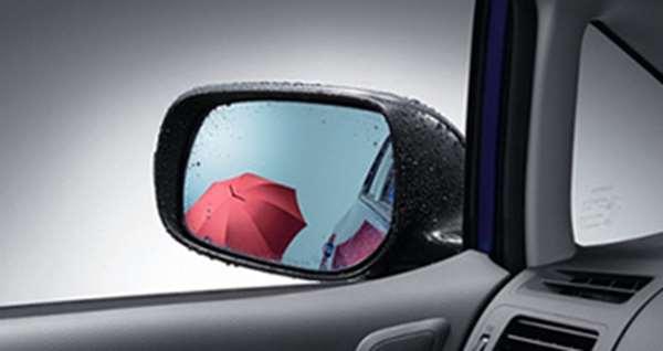 『オーリス』 純正 ZRE152H レインクリアリングブルーミラー パーツ トヨタ純正部品 auris オプション アクセサリー 用品