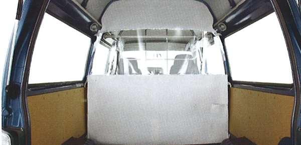 『キャラバン』 純正 VPE25 仕切カーテン パーツ 日産純正部品 CARAVAN オプション アクセサリー 用品