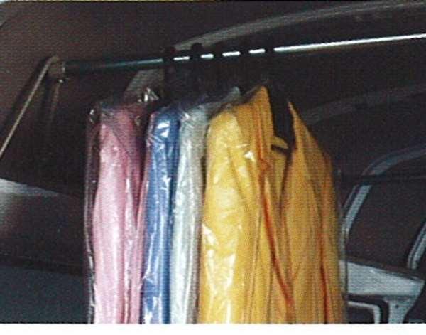 『キャラバン』 純正 VPE25 ハンガーレール(横型2本セット) ●標準ルーフ車用 M7W10 パーツ 日産純正部品 CARAVAN オプション アクセサリー 用品