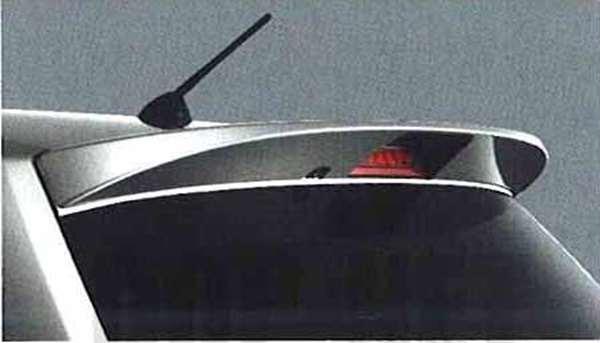 『ティーダ』 純正 HR15 MR18 ルーフスポイラー 『廃止カラーは弊社で塗装』 パーツ 日産純正部品 TIIDA オプション アクセサリー 用品
