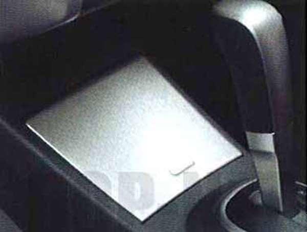 『ティーダ』 純正 HR15 MR18 メタリック調カップホルダーリッド パーツ 日産純正部品 TIIDA オプション アクセサリー 用品