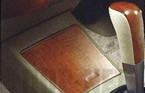 『ティーダ』 純正 HR15 MR18 木目調カップホルダーリッド CMUN3 パーツ 日産純正部品 TIIDA オプション アクセサリー 用品