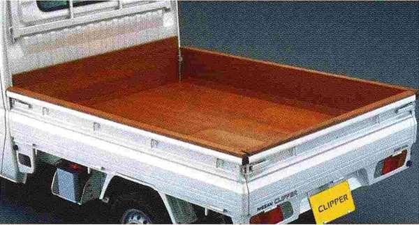 『クリッパートラック』 純正 TU71 木製荷台プロテクター(フロア) パーツ 日産純正部品 CLIPPER オプション アクセサリー 用品