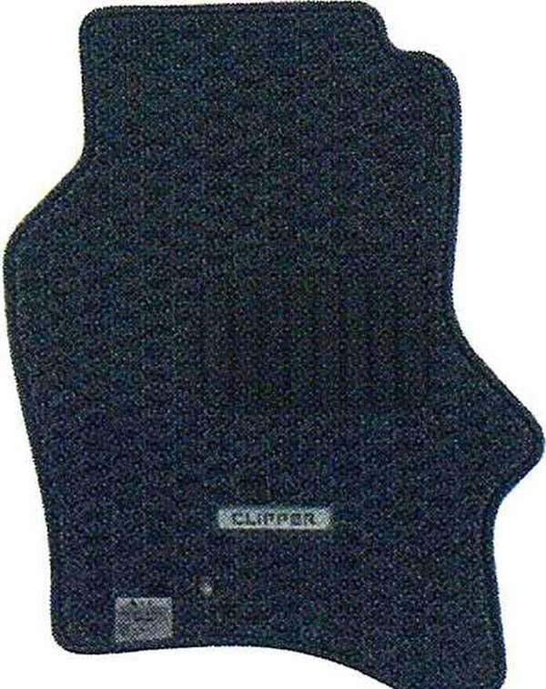 『クリッパートラック』 純正 TU71 フロアカーペット(フロント&リヤセット) パーツ 日産純正部品 カーペットマット フロアマット カーペットマット CLIPPER オプション アクセサリー 用品