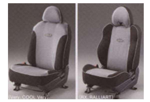 『コルト』 純正 Z21A Z21W Z23W Z27AG シートカバー(Cool Touring)※ベンチ パーツ 三菱純正部品 座席カバー 汚れ シート保護 COLT オプション アクセサリー 用品