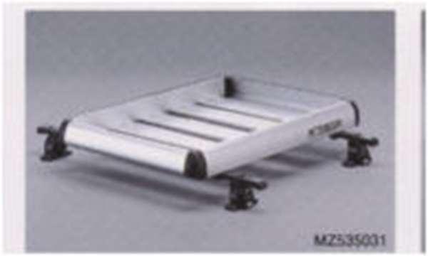 『コルト』 純正 Z21A Z21W Z23W Z27AG ルーフラックアタッチメント パーツ 三菱純正部品 キャリア別売り COLT オプション アクセサリー 用品