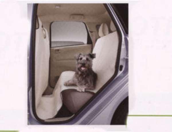 『コルト』 純正 Z21A Z21W Z23W Z27AG ペットシートカバー(後席用) パーツ 三菱純正部品 座席カバー 汚れ シート保護 COLT オプション アクセサリー 用品