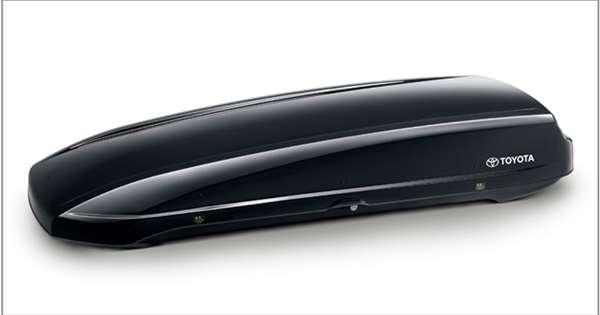 『ランドクルーザー プラド』 純正 LAND CRUISER PRADO ルーフボックス パーツ トヨタ純正部品 オプション アクセサリー 用品